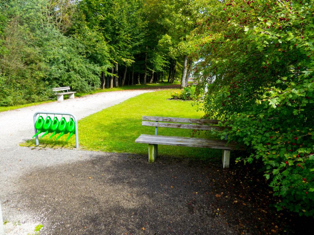 Waldfriedhof Putzbrunn