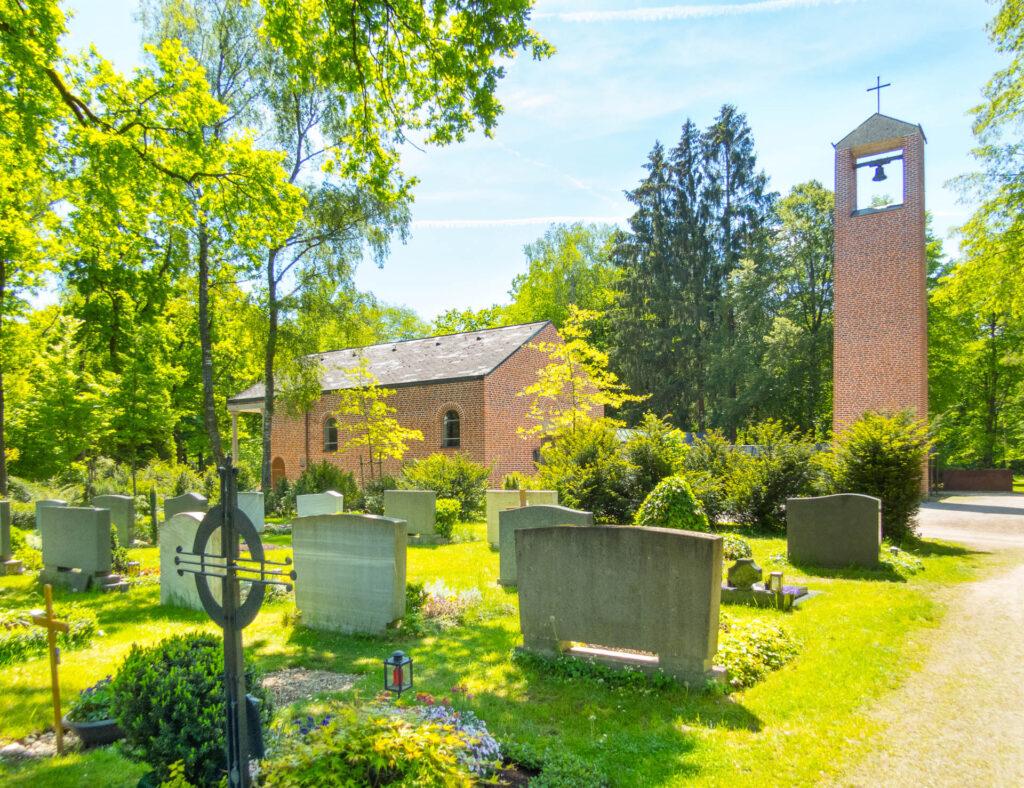 Waldfriedhof Haar
