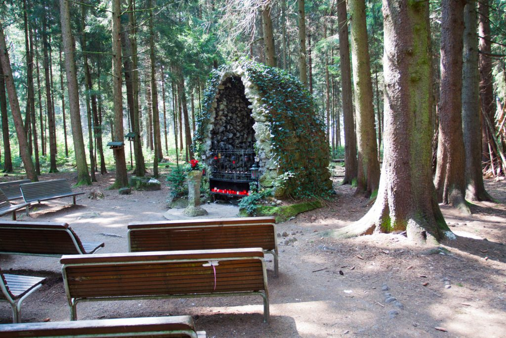 Mariengrotte im Truderinger Wald