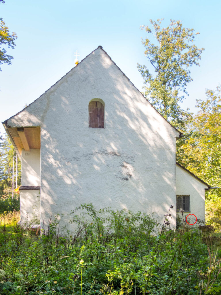 Weilheimer Pestkapelle