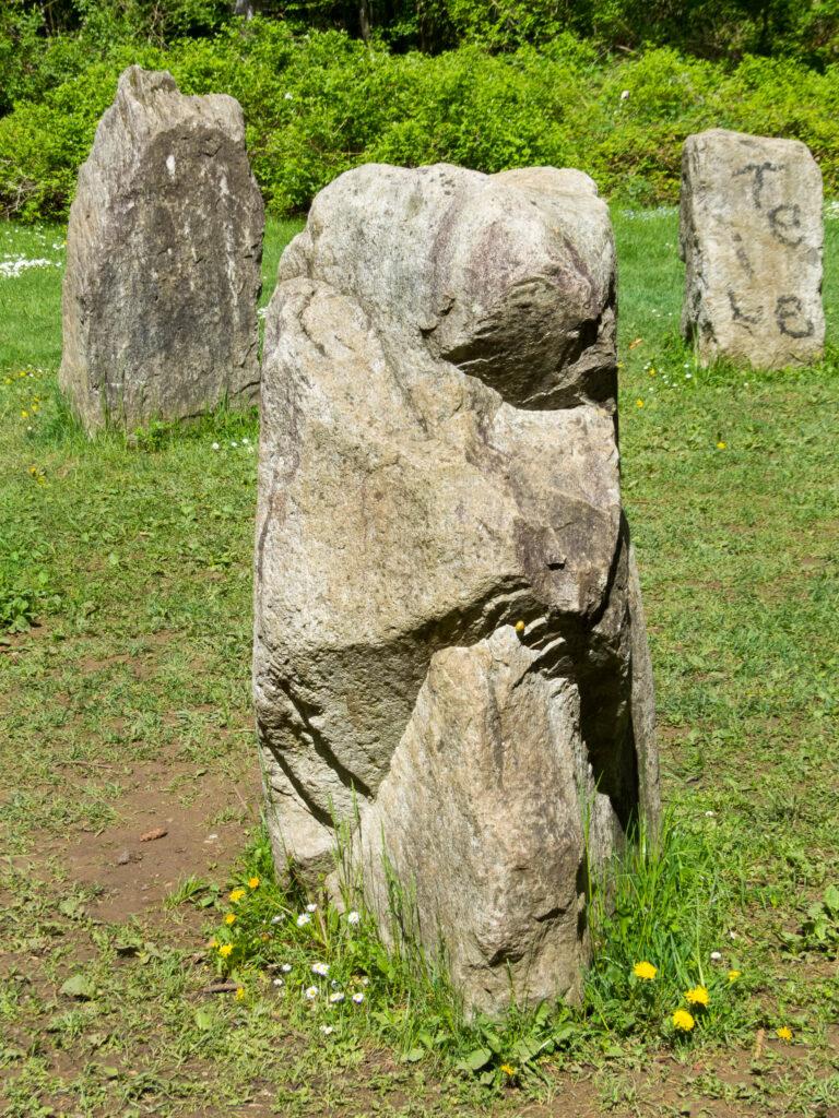 Keltischer Steinkreis Waldperlach